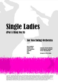 Single Ladies (Put A Ring On It) for Neo Swing Orchestra