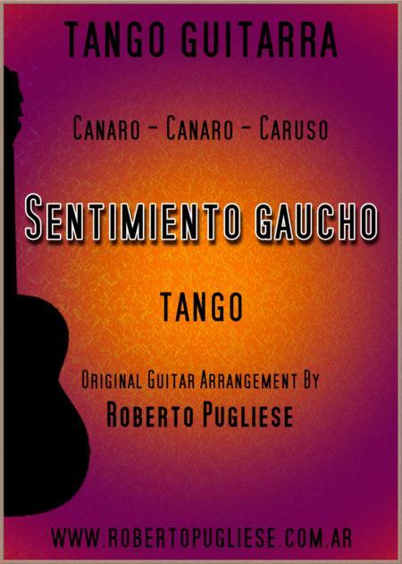 Sentimiento gaucho - tango guitar