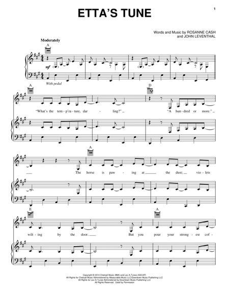 Etta's Tune