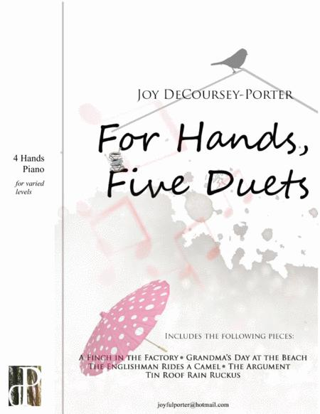 For Hands, Five Duets