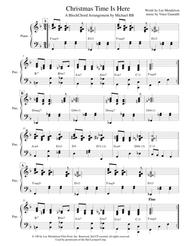 Christmas Time Is Here  A BlockChord Arrangement by Michael BB