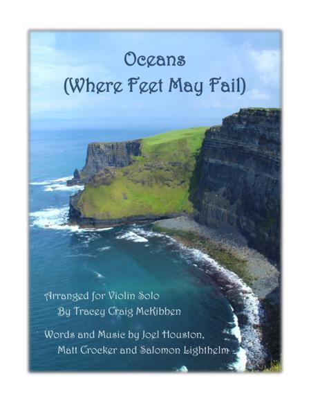 Oceans (Where Feet May Fail) for Violin Solo