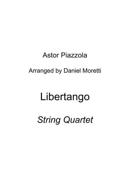 Libertango - Astor Piazzolla (String Quartet)