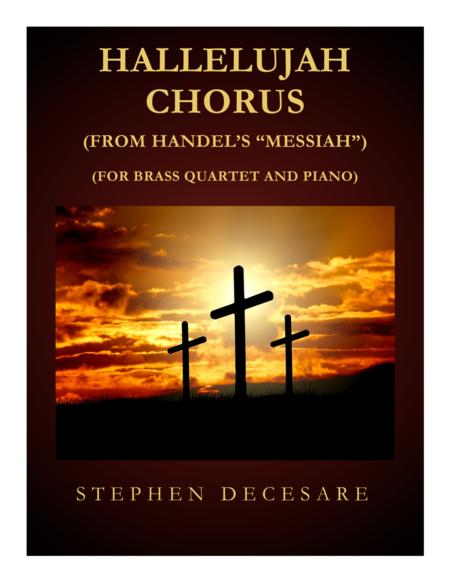Hallelujah Chorus (for Brass Quartet)