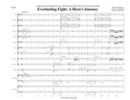 Everlasting Fight: A Hero's Journey (percussion ensemble piece)