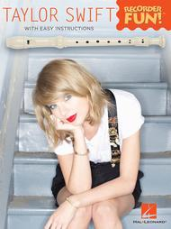 Taylor Swift - Recorder Fun!