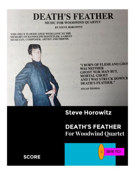 Death's Feather-For Randolph Hostetler
