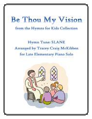Be Thou My Vision (Piano Solo)