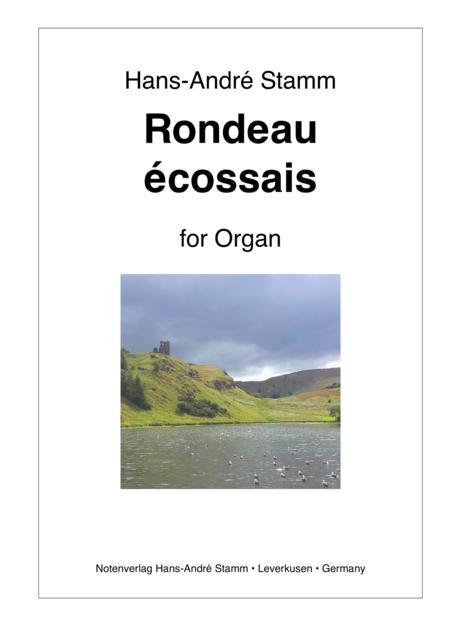 Rondeau ecossais for organ