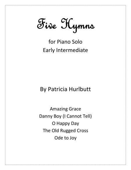 Five Hymns for Solo Piano