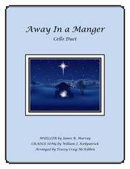 Away In A Manger Medley for Cello Duet