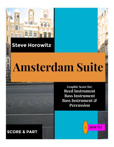 Amsterdam Suite-Graphic Score