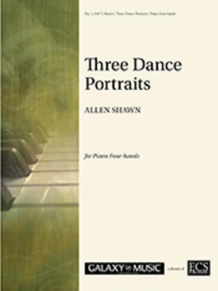 Three Dance Portraits