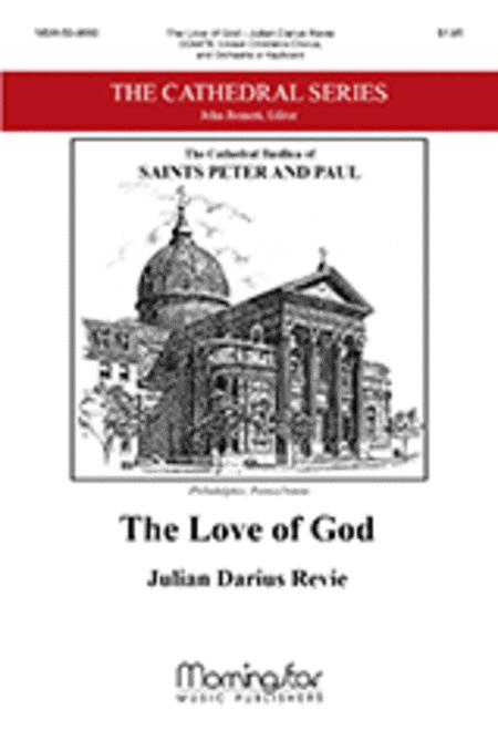 The Love of God (Choral Score)