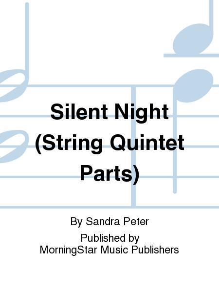 Silent Night (String Quintet Parts)
