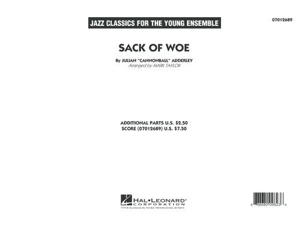 Sack of Woe - Conductor Score (Full Score)