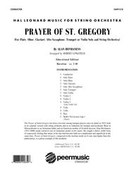 Prayer of St. Gregory (Educational Edition) - Conductor Score (Full Score)