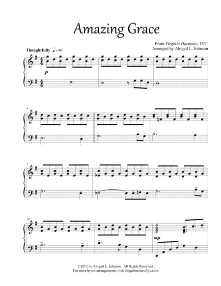 image about Free Printable Piano Sheet Music for Amazing Grace named Obtain Remarkable Grace (Appealing Piano Solo) Sheet Songs Through