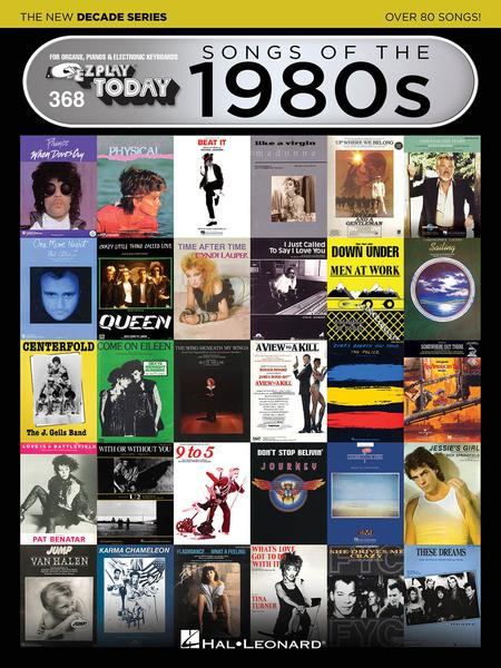 Songs of the 1980s - The New Decade Series