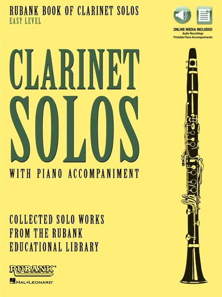 Rubank Book of Clarinet Solos - Easy Level