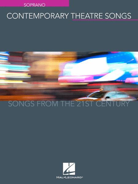 Contemporary Theatre Songs - Soprano