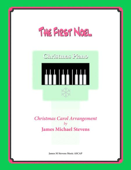 The First Noel (Christmas Piano)