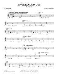 River Rendezvous - Bb Clarinet (Level 1)