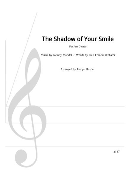The Shadow Of Your Smile (Flute and Rhythm Section)