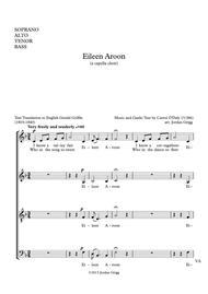 Eileen Aroon (a capella choir)