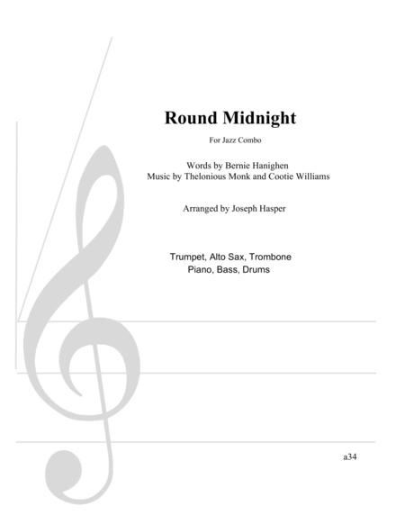 Round Midnight (Jazz Combo)
