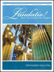 Laudatio! - Two Toccatas