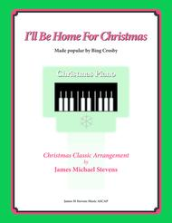 by bing crosby ill be home for christmas romantic piano - I Ll Be Home For Christmas Bing Crosby