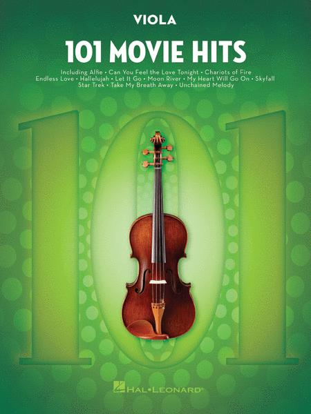 101 Movie Hits for Viola