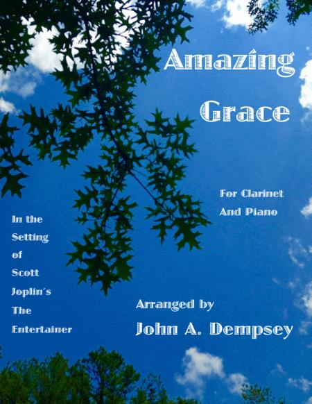Amazing Grace / The Entertainer (Ragtime Clarinet and Piano)
