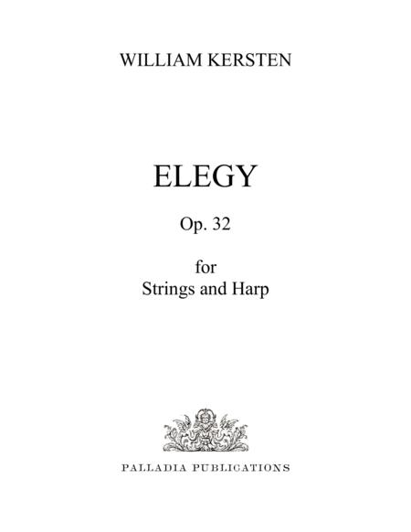 Elegy for Strings and Harp