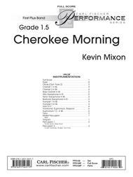 Cherokee Morning