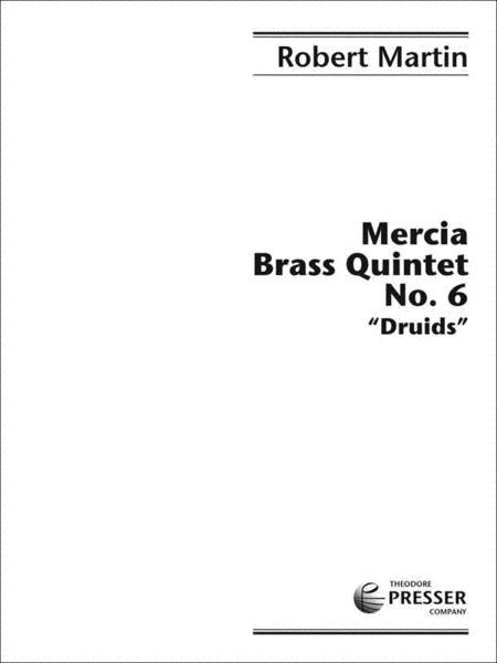 Mercia Brass Quintet No. 6