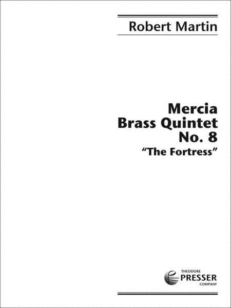 Mercia Brass Quintet No. 8