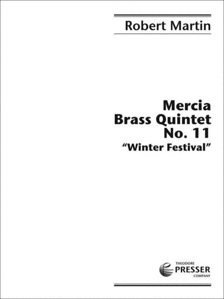 Mercia Brass Quintet No. 11