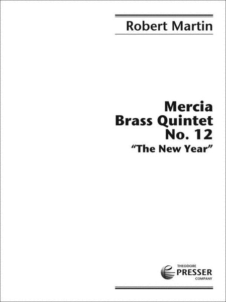 Mercia Brass Quintet No. 12