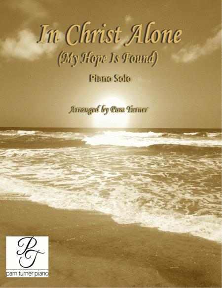 free audio download in christ alone my hope is found