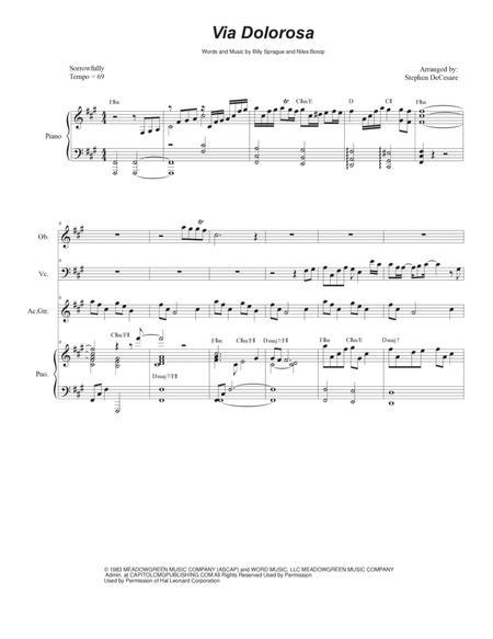 Via Dolorosa (Duet for Violin and Cello)