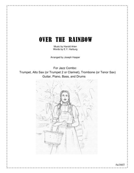 Over The Rainbow (Flexible Jazz Combo)