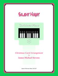 Silent Night (Christmas Piano)