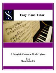 Easy Piano Tutor