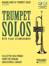 Rubank Book of Trumpet Solos - Easy Level
