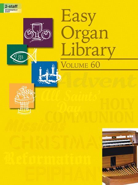 Easy Organ Library, Vol. 60