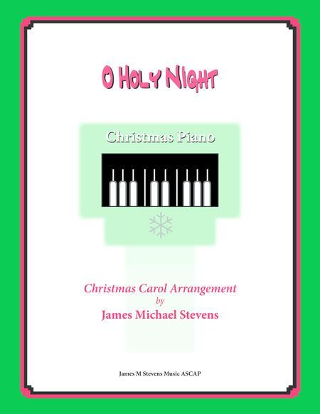 O Holy Night (Christmas Piano)