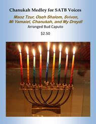 Chanukah Medley for Voices SATB