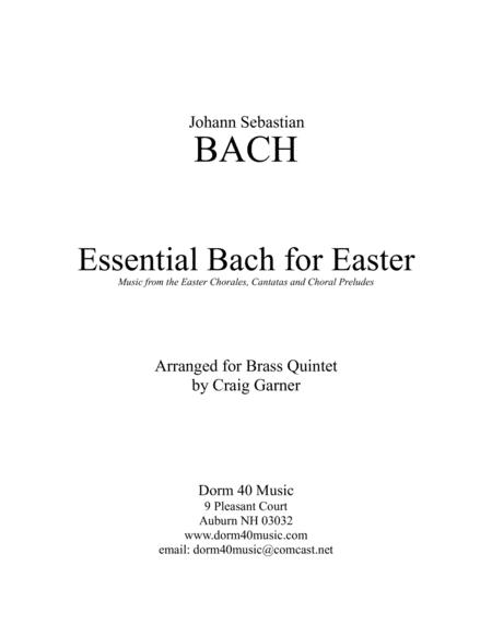 Essential Bach for Easter